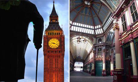 Harry Potter guided walk in London