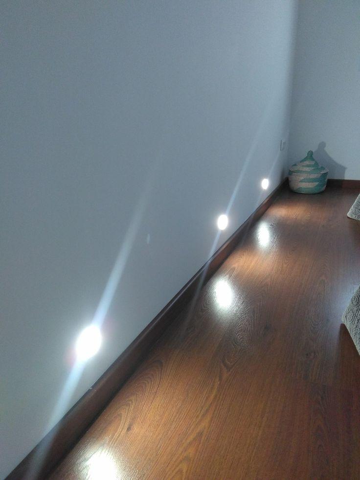 Detalle iluminación reforma vivienda en Valencia. #iluminación #reformas #design #obras