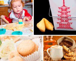 #Apensar niña jugando con masa, café capuccino, cookies... ¿qué palabra es? - Solución:
