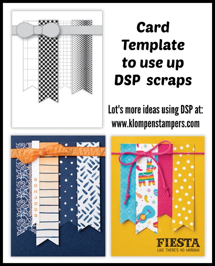 85 best stampin up designer series papers images on pinterest great easy template to use them up love stampin up pronofoot35fo Choice Image