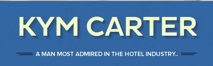 #Kym #Carter is the #General #Manager of #Watermark #hotel #Group.
