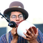 NPR, how do I love thee? Let me count the ways, starting with your thorough coverage of the Newport Folk Festival, available as streaming audio or Podcasts.  + To have your mind blown, stream the Carolina Chocolate Drops' set and start at about the 7-minute mark.  Two people, no instruments. Human? Perhaps from somewhere further along the evolutionary ladder. +