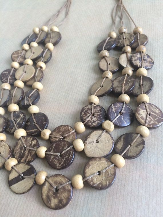 Handmade necklace from Uganda, african fashion, tribal design, Christmas gift for her, women, Africa