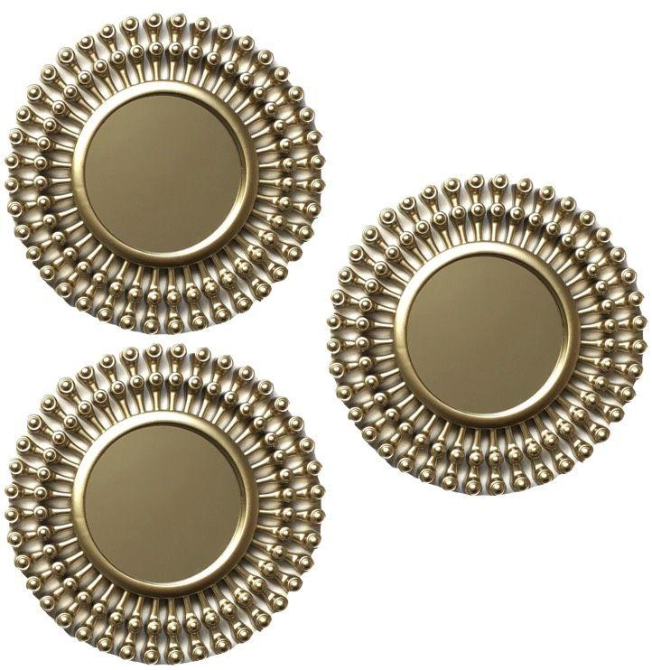 Las 25 mejores ideas sobre espejos redondos en pinterest for Espejos circulares pared