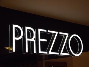 Prezzo to sell off 27 restaurants to safeguard future