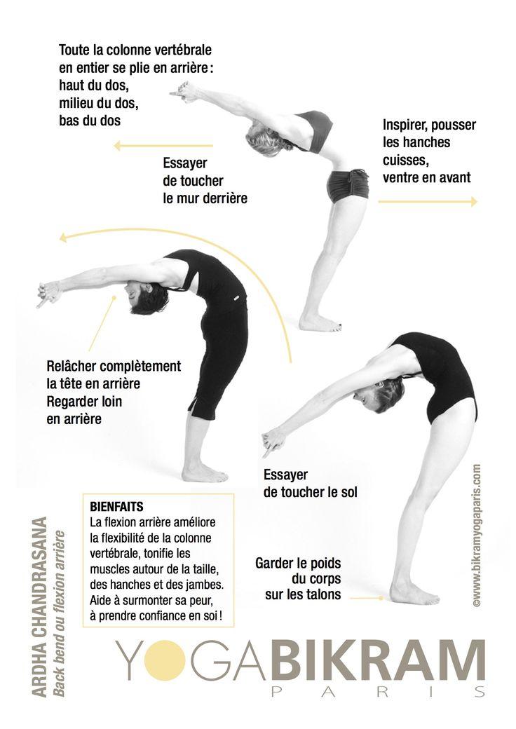 La position du mois - YOGA BIKRAM PARIS