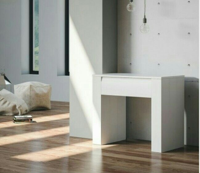 Consolle ingresso allungabile in tavolo da pranzo. Scopri altri modelli e finiture su CollyShop.it