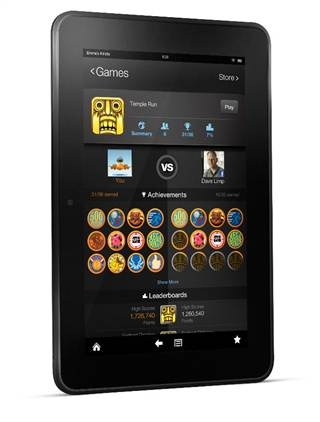 Amazon's new Kindle Fires offer new features for gamers (Photo: Amazon)