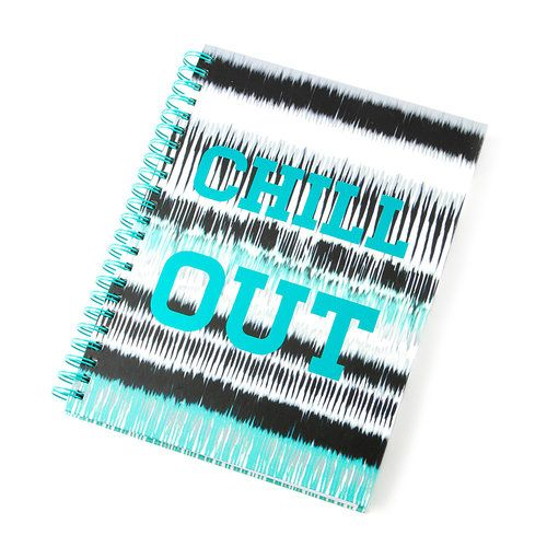 Cheer practice, soccer practice, dance lessons, movie night, football games...chill out and keep track of everything with this cool planner!