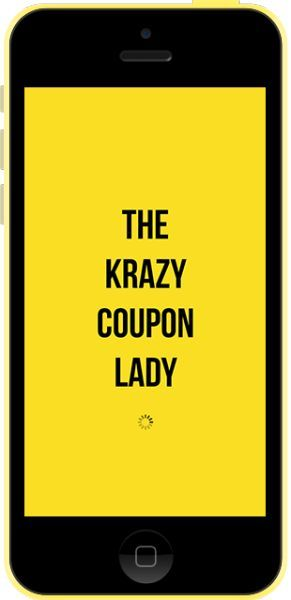 Krazy coupon lady recommended apps