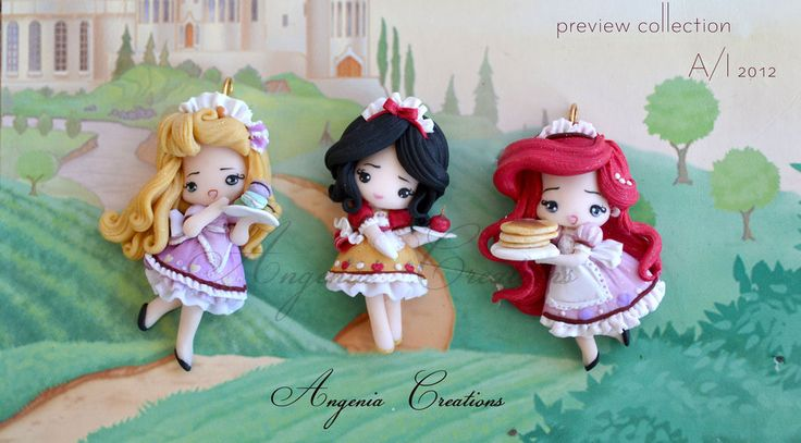 sweet princesses by ~AngeniaC on deviantART
