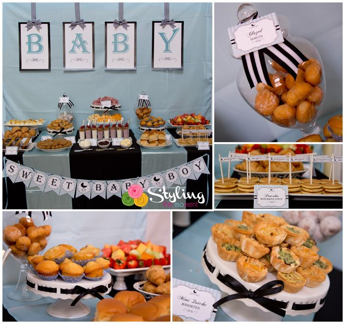 Boy Baby Shower Snack Ideas: 17 Best Images About Party Ideas On Pinterest