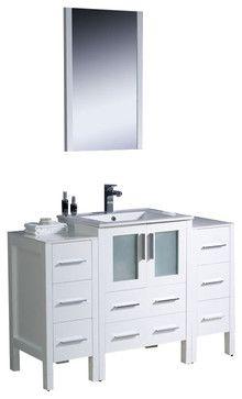 Photography Gallery Sites Fresca Torino Modern Bathroom Vanity White modern Bathroom Vanities And Sink Consoles GTdecors