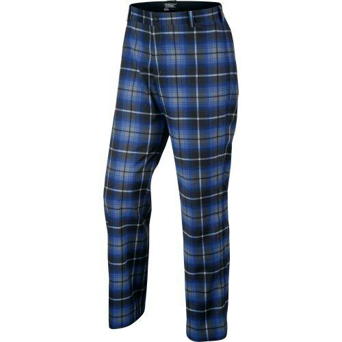 Nike golf tartan trouser (size 32w x 32L)