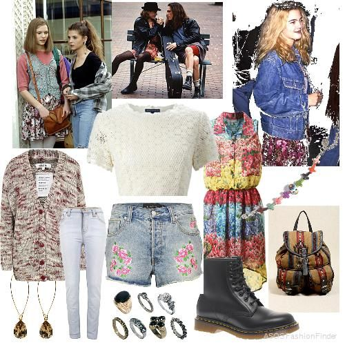 Grunge clothing for women