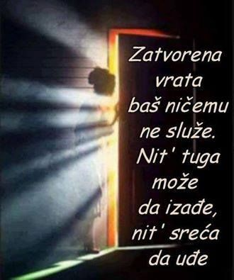 zatvorena vrata #balkan #citati