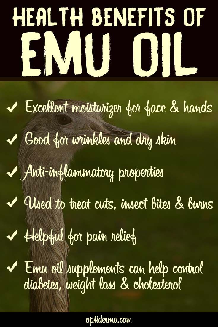 Have you ever used emu oil? It has many health benefits for skin and hair care. It's also helpful for pain relief, to treat cuts, insect bites & burns. Emu oil can also be used to soothe symptoms of many chronic skin conditions, such as psoriasis: http://www.optiderma.com/articles/emu-oil/