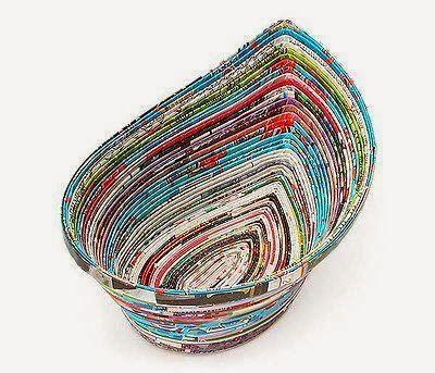 Εκπληκτικά διακοσμητικά απο σελίδες περιοδικών + 35 σούπερ Ιδέες! | Φτιάξτο μόνος σου - Κατασκευές DIY - Do it yourself