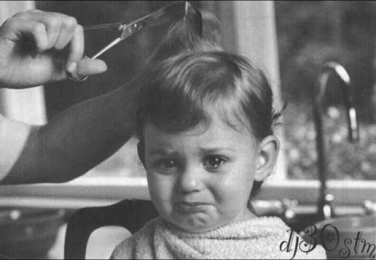 Baby Jared Leto...AWE isn't he sweet!  ...... No idea if this really is Jared, but cute kid.