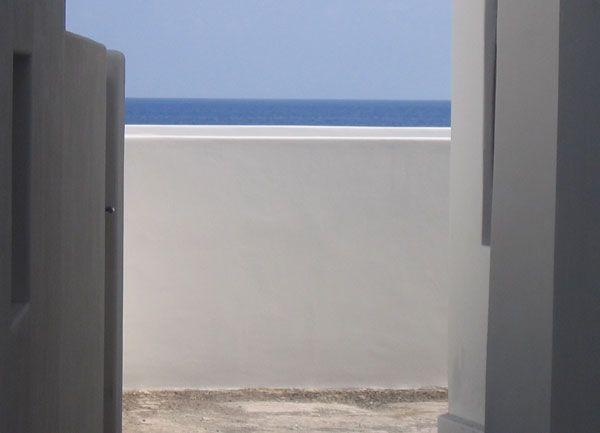 Bianco + mare [Stromboli 2009 - da Piscità]