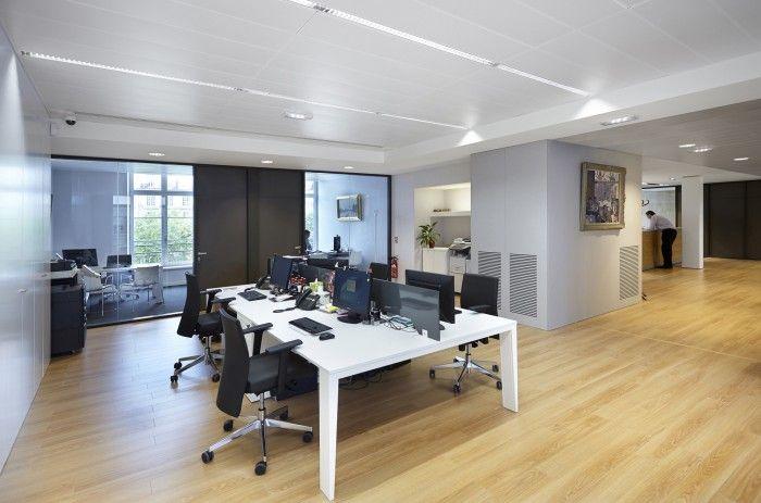 Zona Brench office, nuevas oficinas corporativas de Banco Sabadell en París