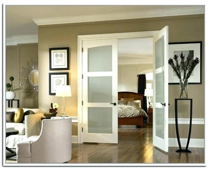 Small French Doors French Doors For Bedroom Double With Frosted Glass The French Doors Small Fre Double Doors Interior Glass French Doors French Doors Interior