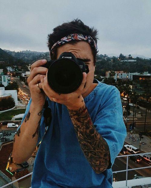 kian lawley, tattoo, and youtuber image