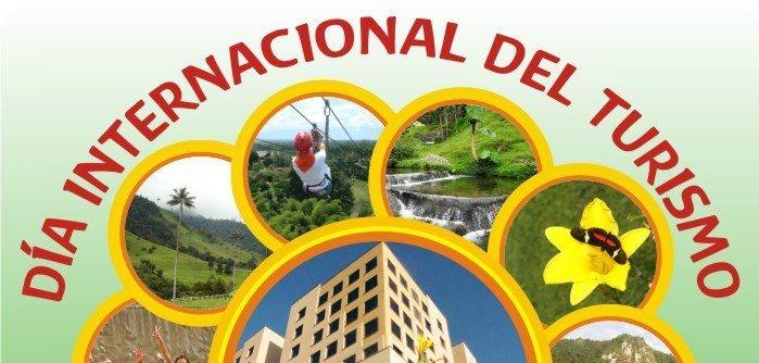 Hoy es el Día Internacional del Turismo.