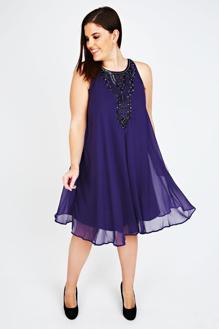 Plus Size Swing Dress – Fashion dresses
