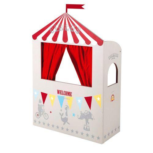 Child's puppet theatre