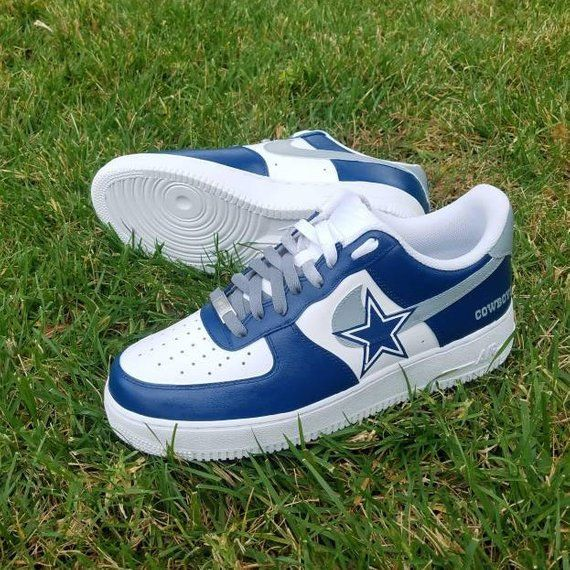 Nike Force Force Cowboys Air 1Exercise Custom nwkN80ZOXP