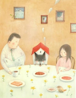 """Chester"" illustrated by Ayano Imai"
