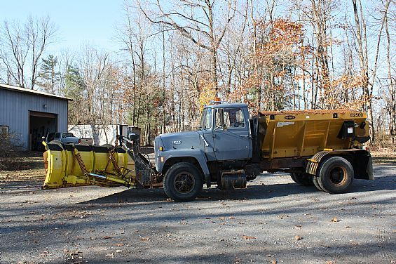 1988 Ford L8000 HeavyDuty For Sale in Albany, NY A00018 | Want Ad Digest Classified Ads