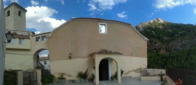 Iglesia. Bogarra (AB)