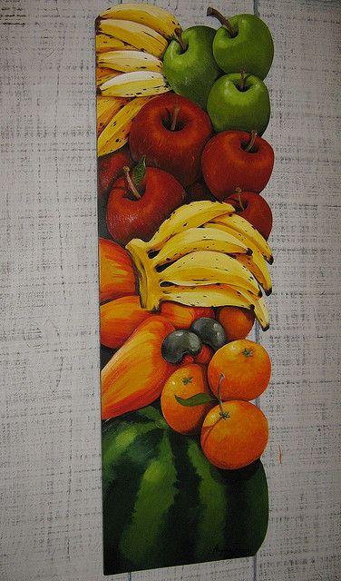 frutas recorte by argina seixas, via Flickr
