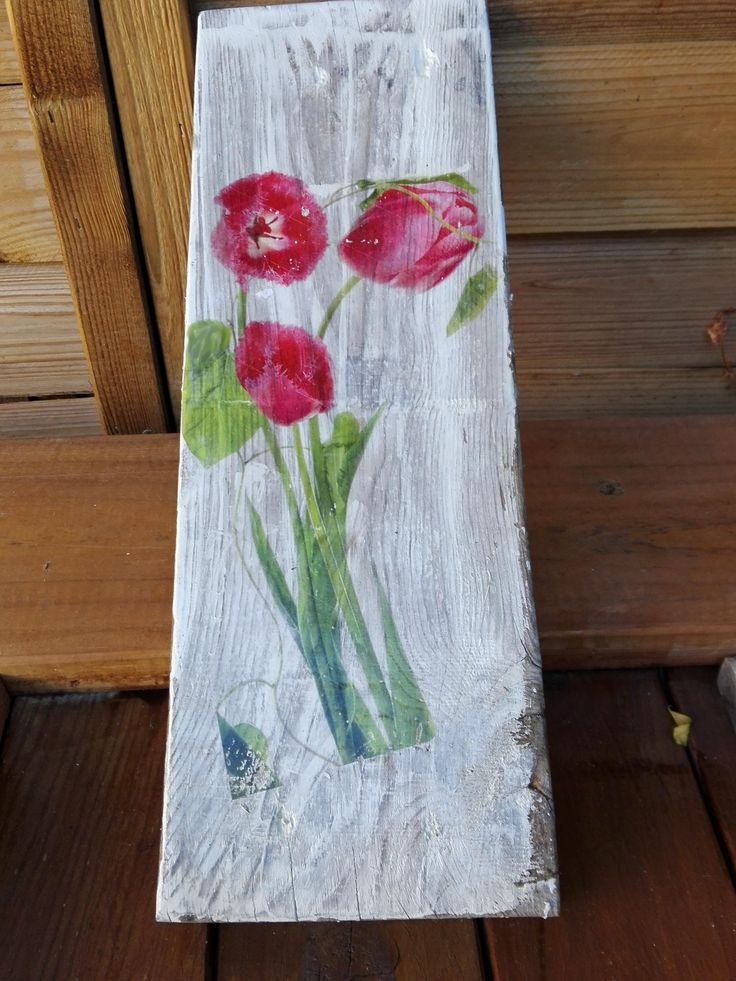 Cuadros con palets cuadros con palets cuadros flores para cabeceros cama cabecero blanco - Cuadros hechos con palets ...
