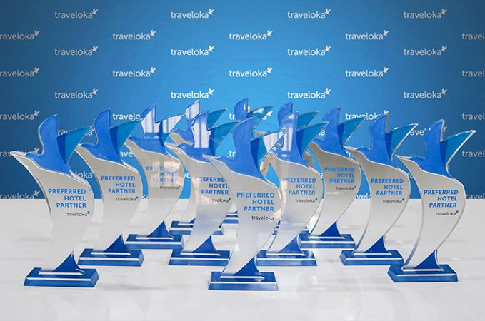 B2 Boutique and Budget Hotel Group has received 12 Traveloka's Preferred Hotel Partner Awards 2018. Read more at B2HOTEL.com
