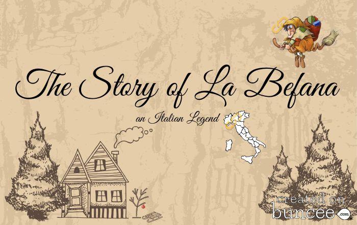 The Story of La Befana - An Italian Legend
