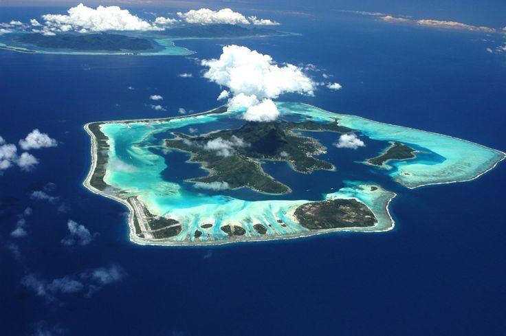 Bora Bora, Tahiti... a magical place | 16 lugares para conocer antes de morir | La Bioguía