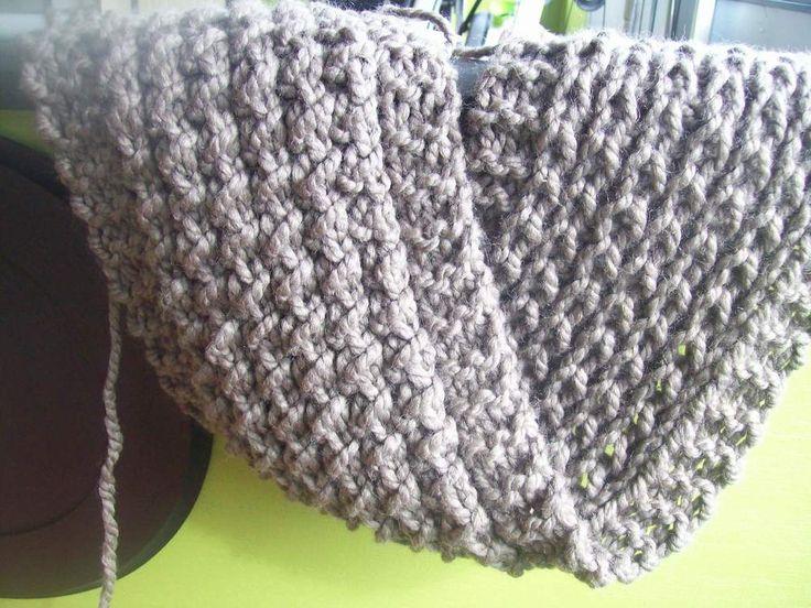 568 Best Knitting Scarves Shawls Images On Pinterest