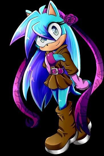 This is an awesome Sonic fan character
