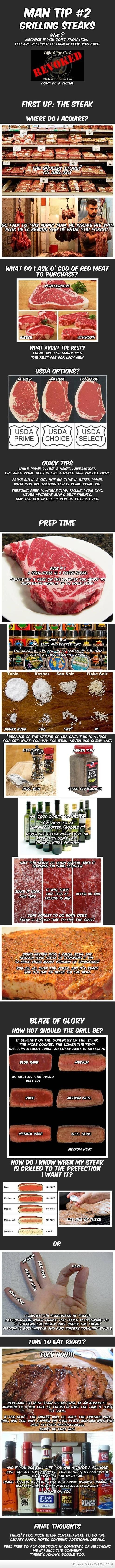 HAHA! Don't disagree with a thing, except the olive oil.