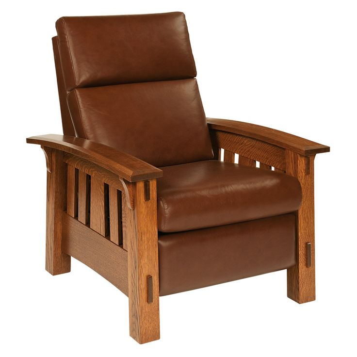 McCoy Recliner | Amish Chairs U0026 Recliners, Amish Furniture | Shipshewana  Furniture ...