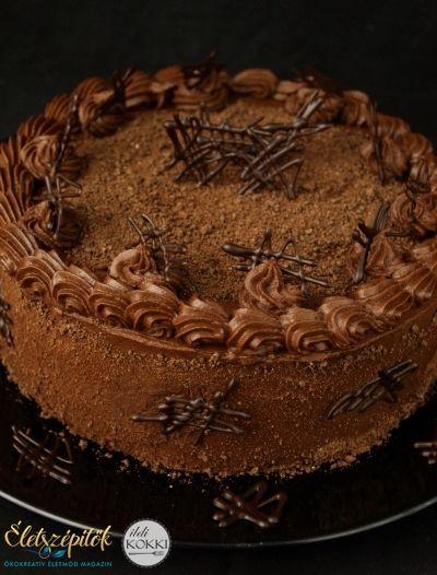 A torták közül talán a csokoládétorta örvend a legnagyobb népszerűségnek, az elkészítésére azonban csak kevesen vállalkoznak. Ennek egyik oka talán az, hogy sokan nem rajonganak a túl cukros, túl v…