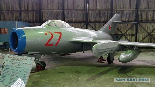 Центральный музей военно-воздушных сил