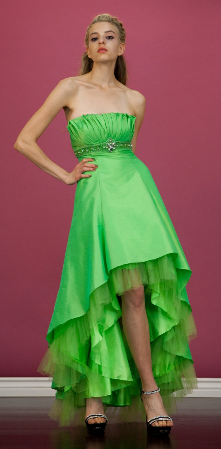 82 best color inspiration lime green images on pinterest lime lime green wedding gown hilo strapless taffeta dress reception 8999 ombrellifo Images