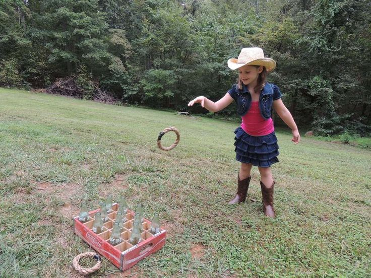 Western Cowgirl Birthday Party Ideas | Photo 12 of 26 | Catch My Party