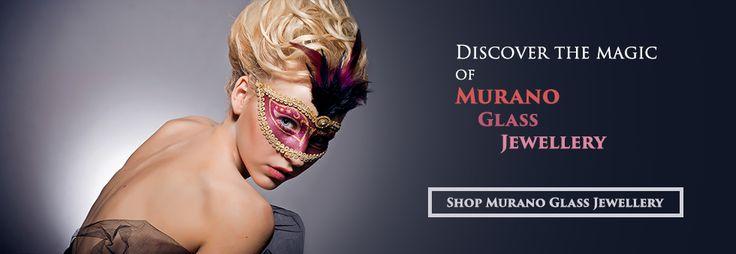 #Murano Glass #Jewellery Collection