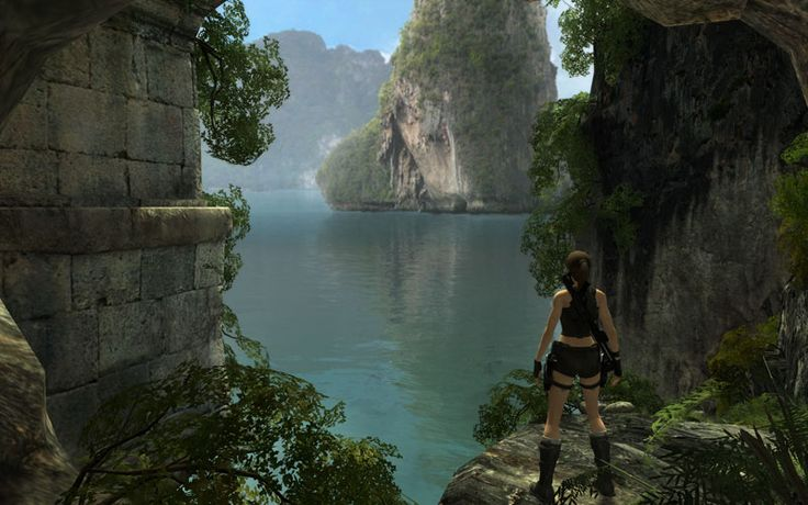 Tomb Raider Underworld                                                       …