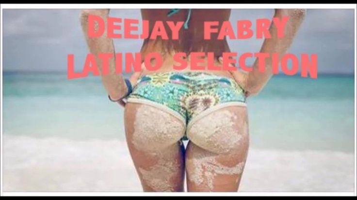Deejay Fabry - Latino selection (bachata/salsa/merengue)